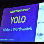 YOLO!夢を追うソーシャルプレナーシップ