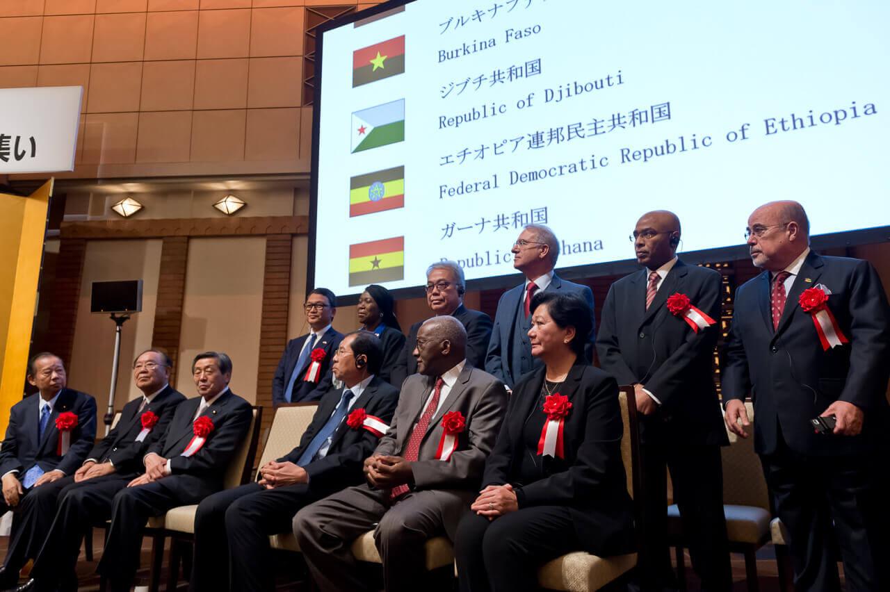 ビジネスプラットフォーム「アジア・アフリカ20」賛同国のご紹介